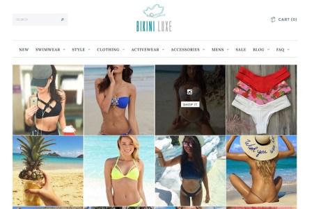 bikiniluxe-Foursixty and Instagram_