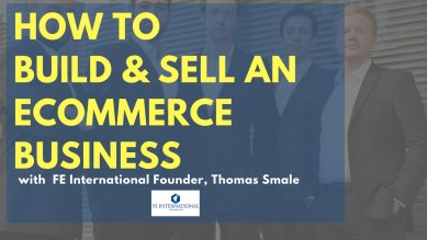 how to build an ecommerce business
