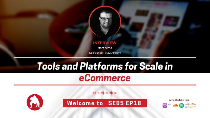 Engineering eCommerce Growth and Digital Transformation with the Right Tech Stack