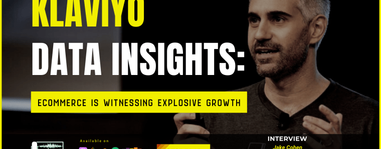 Coronavirus: eCommerce is witnessing explosive growth - Klaviyo