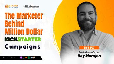 The Marketer Behind Million Dollar Kickstarter Campaigns
