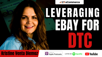 How to Leverage eBay as a DTC Brand