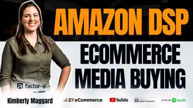 Amazon DSP: Using Amazon's 1st-Party Audience Day for Media Buying