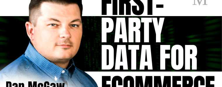 Building Your First-Party Data Martech Stack for eComm