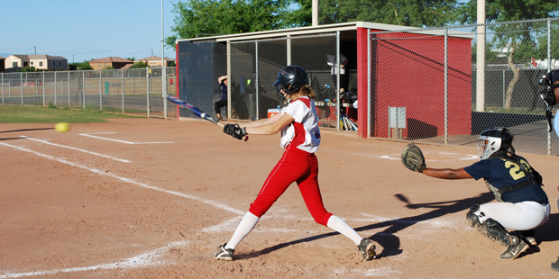 Williams Field junior Lindsay ODriscoll finds time to
