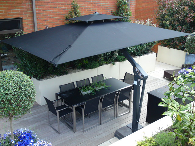 Cantilever Patio Umbrella Poggesi Usa
