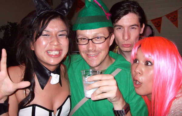 2009 Metropolis Halloween Glitterball
