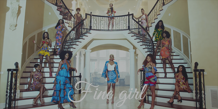 "wale fine girl video Video: WALE – ""FINE GIRL"" F. OLAMIDE & DAVIDO"