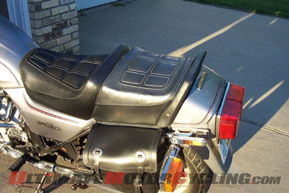 medium resolution of honda gl 500 gold wing with passenger seat
