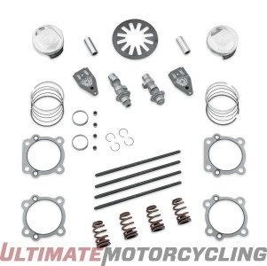 Harley Screamin' Eagle Stage III 103 Kit for Tourers