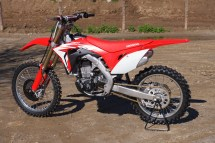 2017 Honda Crf450r - Year of Clean Water