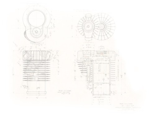 small resolution of harley davidson 1911 cylinder drawings