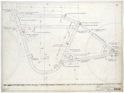 small resolution of 1912 harley davidson twin frame