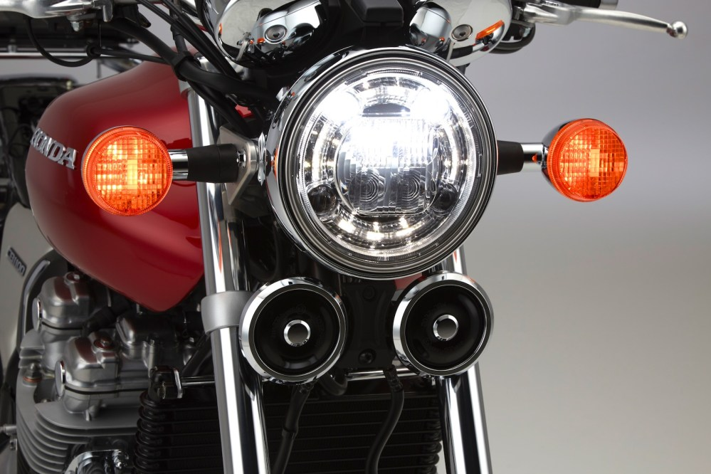 medium resolution of 2017 honda cb1100 ex headlight