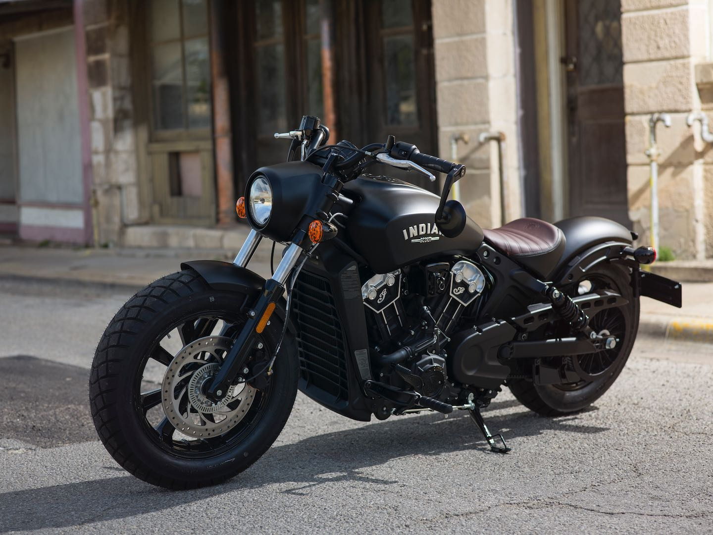 2018 Indian Scout Bobber Unveiled  8 Fast Facts