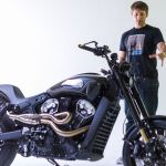 3 Custom Indian Scout Bobbers Unveiled At Brooklyn Invitational Photos