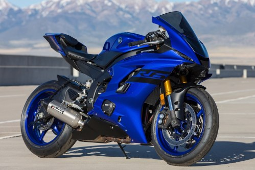 small resolution of 2018 yamaha yzf r6 review