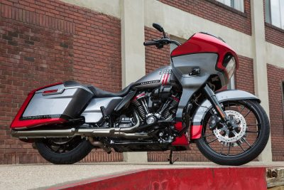 2019 Harley-Davidson CVO Road Glide seat height