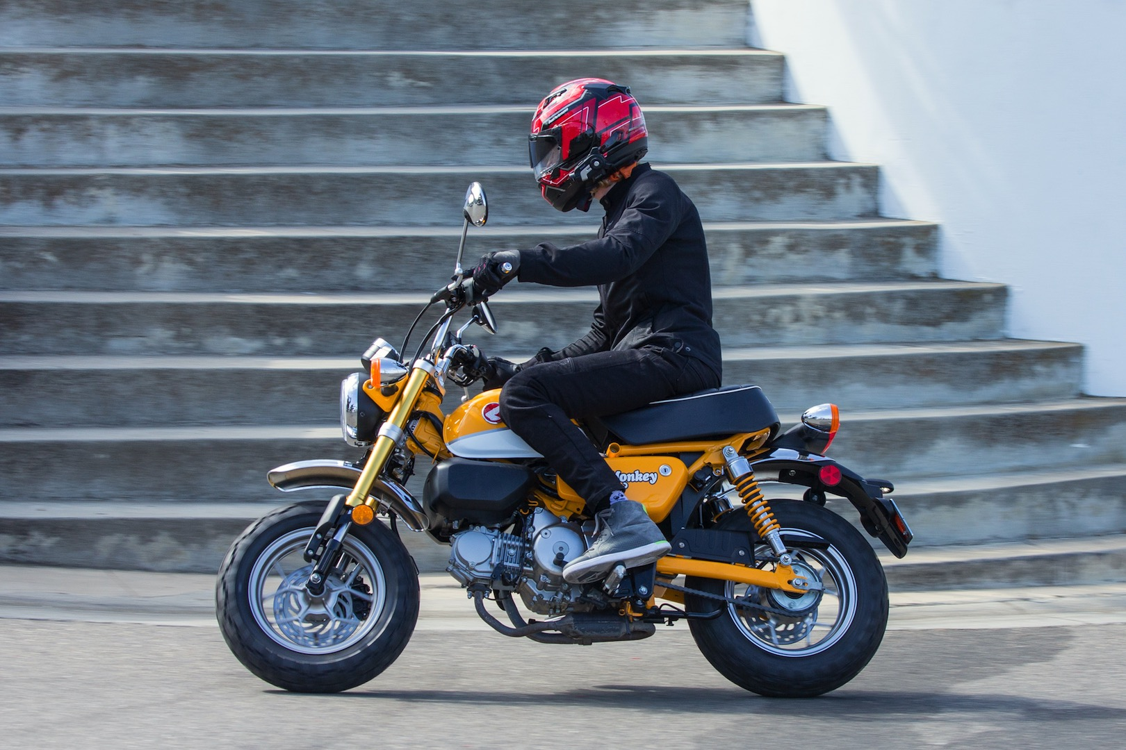 hight resolution of 2019 honda monkey test
