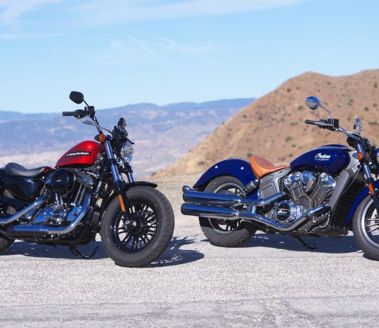 2019 Harley Davidson Forty Eight Special Vs Indian Scout Comparison Review
