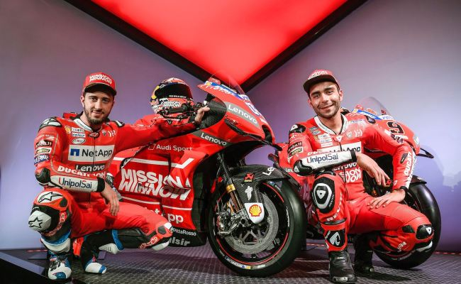 Meet The Mission Winnow Ducati Motogp Team Driven By