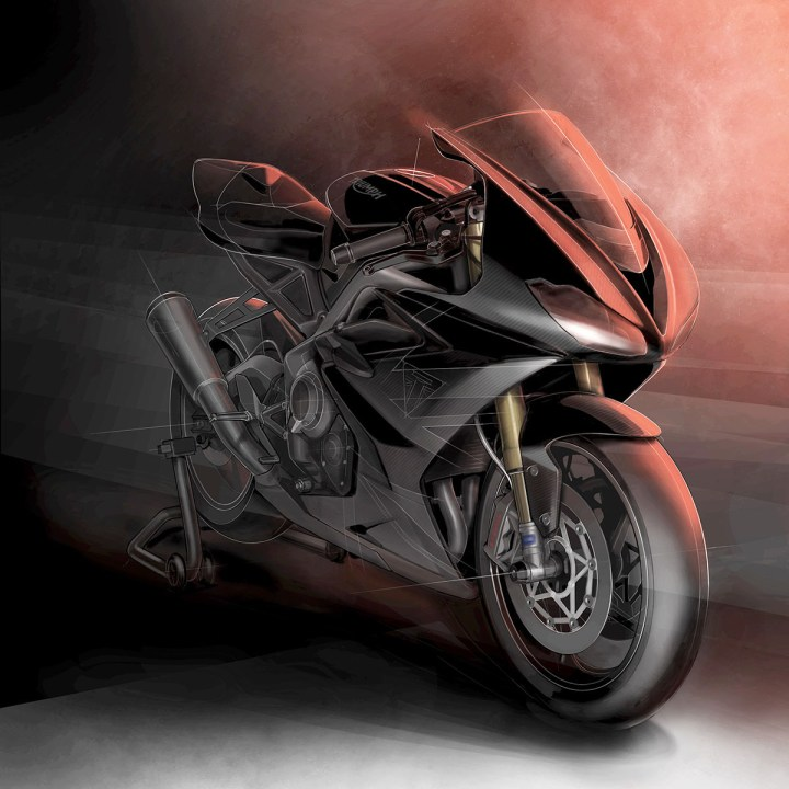 2020 Triumph Daytona Moto2 765 Limited Edition (8 Fast Facts)