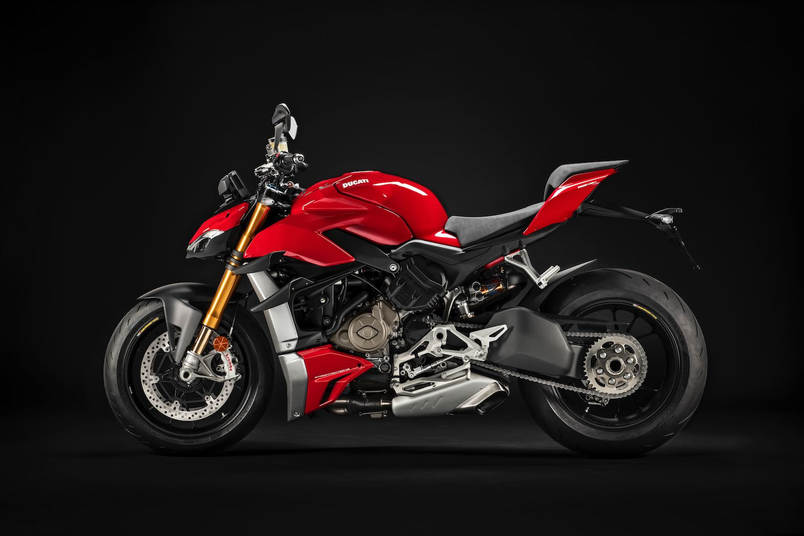 2020 Ducati Streetfighter V4 & V4S First Look: 15 Fast Facts (Video)