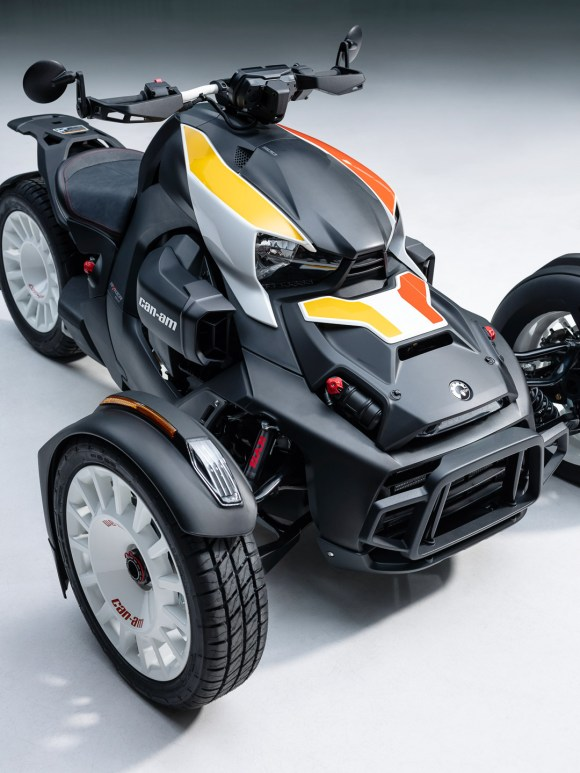 Can-Am Ryker Rally 2022 First Look: RRP, price, colors, specifications