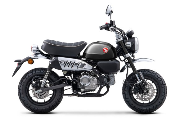 2022 Honda Monkey ABS First Look: For Sale, Specifications and Colors