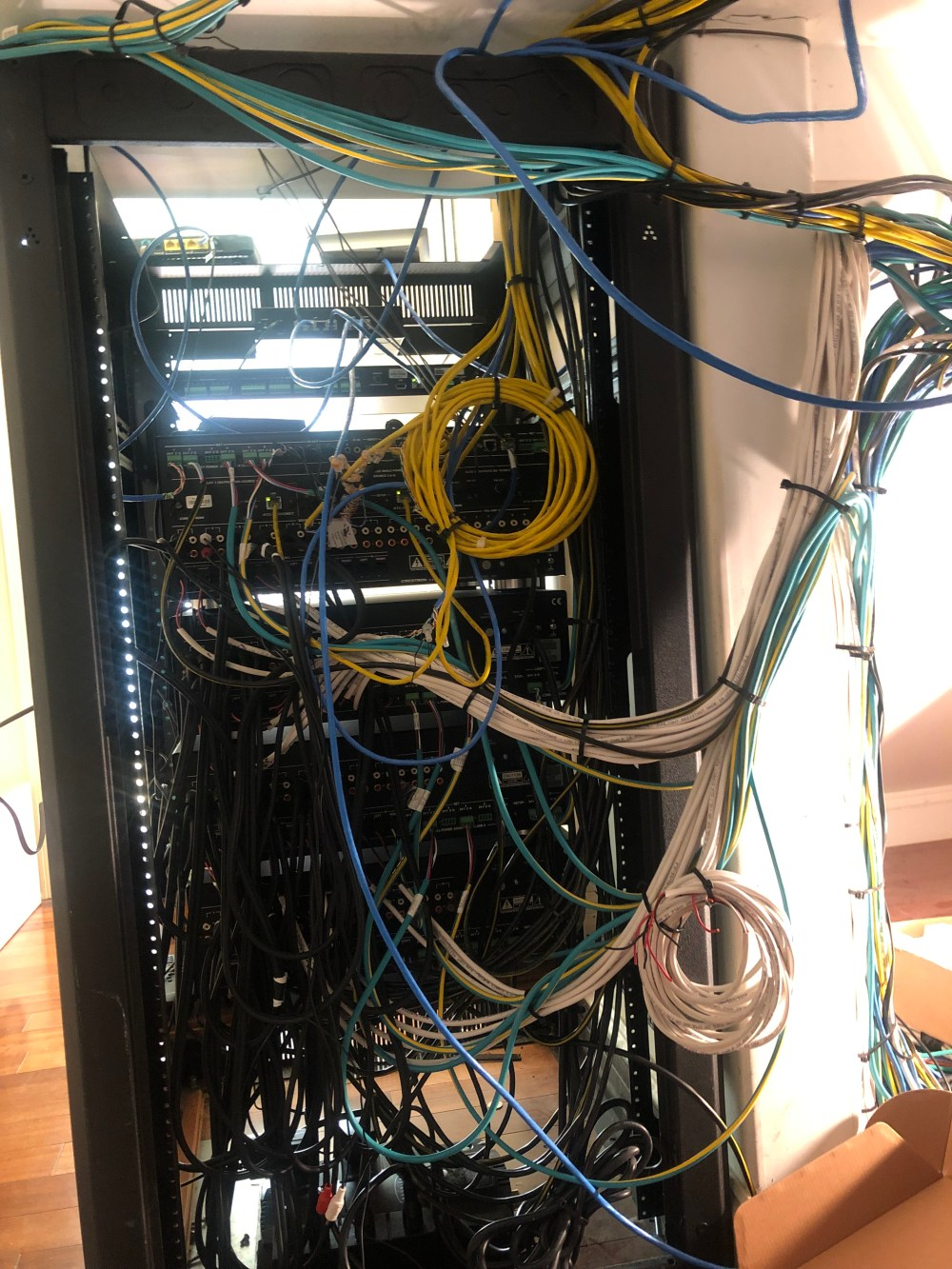medium resolution of  best structured wiring panel