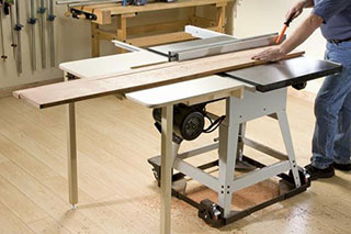Circular Saw To Table Saw Conversion Kit