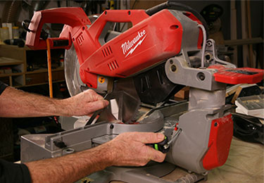 Accurate Mitre Saw