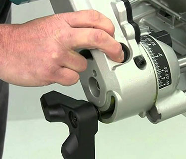 How To Unlock Dewalt Miter Saw