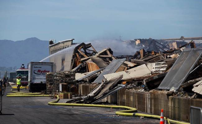 Fishermen Port Struggling To Recover From Pier 45 Fire
