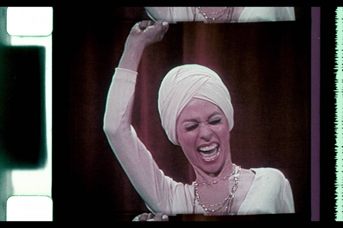 ??  Rita Moreno: Just a girl who decided to go ??  details the life and career of the winner of Emmy, Grammy, Oscar and Tony awards.  (Courtesy of the roadside attractions)