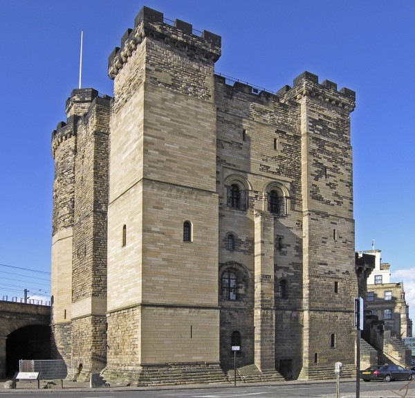 Castillo de Newcastle