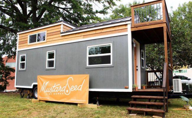 Atlanta Home Show Mustard Seed Tiny Homes
