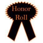 honor roll ribbon