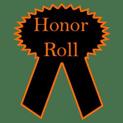 honor roll ribbon