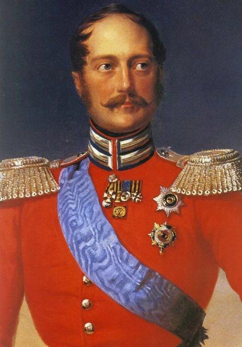 Николай I, портрет./Фото: vault8.pro