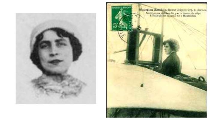 Марта Ниель в 1911 г.