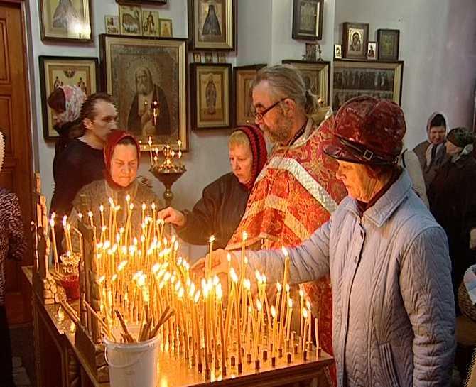 Молитва об усопших в день рождения