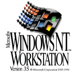 Where can you download Microsoft Windows NT 3.5 / 3.51 for free