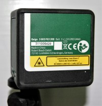 Laser krzyowy Bosch Quigo + uchwyt MM2