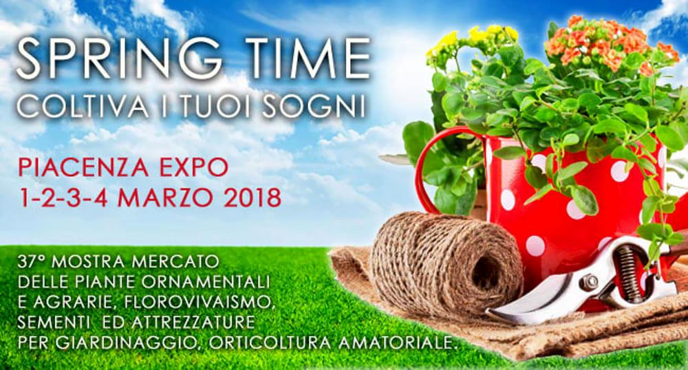 Piacenza Expo Seminat Apimell e Buon Vivere 2018