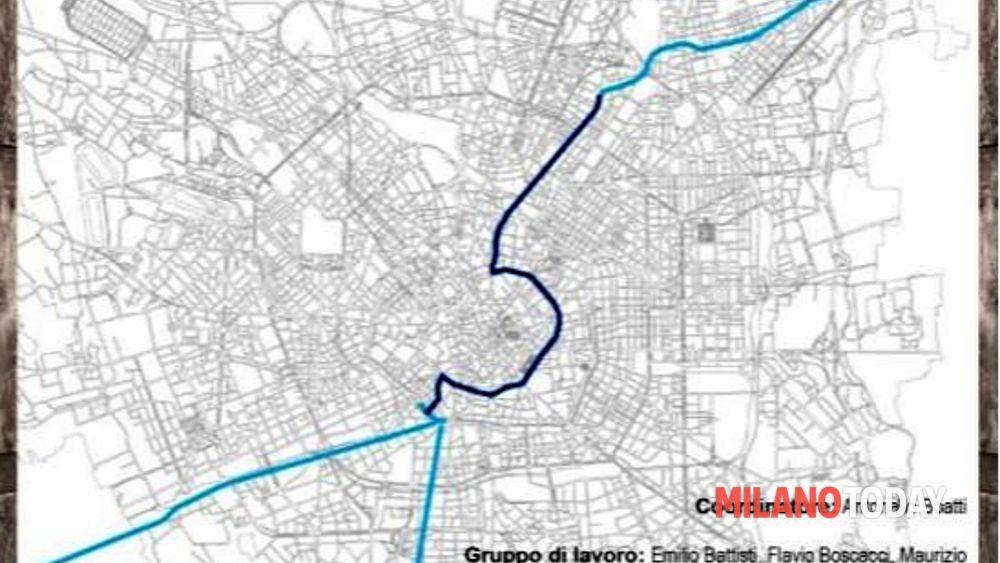 Il progetto per riaprire i Navigli a Milano costa alla citt 400mila euro