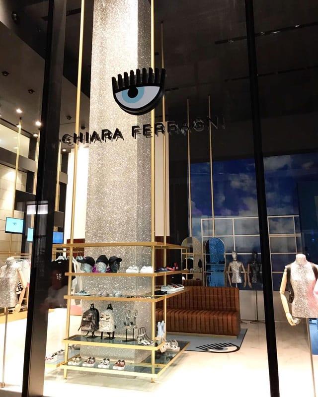 Apre a Milano il negozio di Chiara Ferragni in zona Corso Como