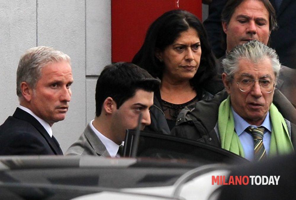Fondi Lega forse indagini per Rosi Mauro e moglie Bossi