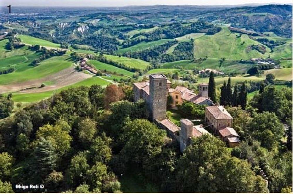 Itinerari Modenesi  Il castello di Montegibbio ultimo baluardo del feudalesimo italiano