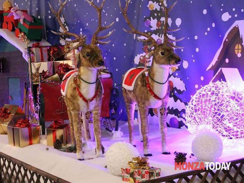 Seregno villaggio di Natale sabato 19 dicembre 2015